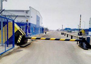 Противотаранные устройства марки «ЦеСИС» на потенциально опасном объекте в Белоруссии