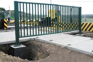 Виды фундаментов для ворот