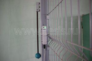 Устройство анализа качества монтажа заграждения (УКМ Препона-Монтаж)