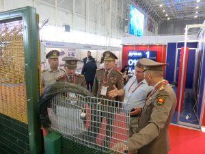 ЦеСИС на Международном военно-техническом форуме «Армия-2019»