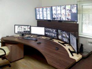 Мебель для ситуационных и диспетчерских центров