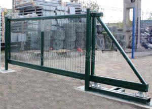Откатные ворота «МАХАОН 4»
