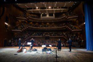 Культпоход на концерт ансамбля «Старгород»