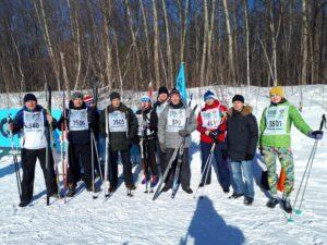 Лыжня России в Пензе