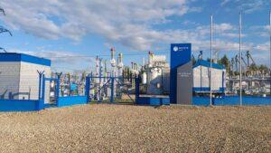 Модернизация внешнего периметра необслуживаемой электроподстанции
