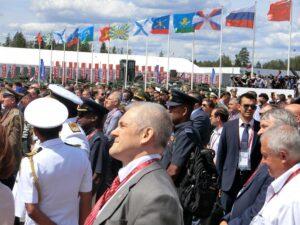 ЦеСИС примет участие в Международном военно-техническом форуме «Армия-2020»