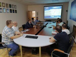 Проведено обучение специалистов ЦЕСИС по новому изделию «Препона-Дым»