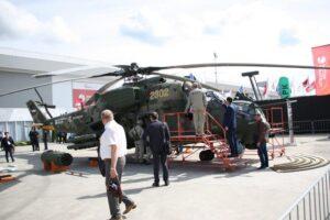 На Международном военно-техническом форуме «Армия-2020»