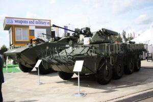 В подмосковной Кубинке завершился Международный военно-технический форум «Армия-2020»