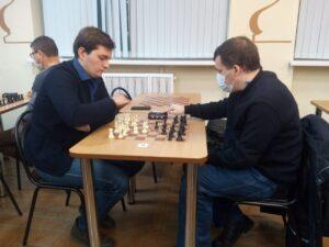 Шахматный турнир на Спартакиаде трудовых коллективов