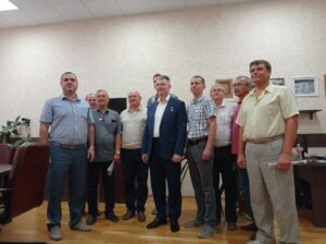 Встреча с депутатом Госдумы