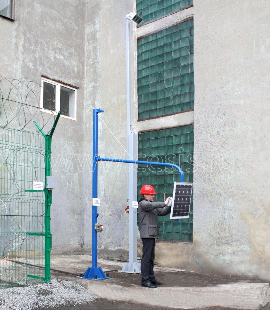 Комплекс охраны периметра «Махаон-Арена»