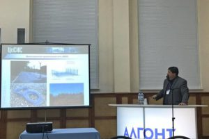 Специалисты ЦеСИС приняли участие в седьмой научно-практической конференции прошедшей на базе ЗАО «Алгонт»